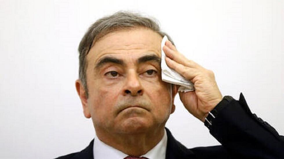 مسؤول ياباني سيسافر إلى لبنان للتأكيد على ضرورة عودة غصن