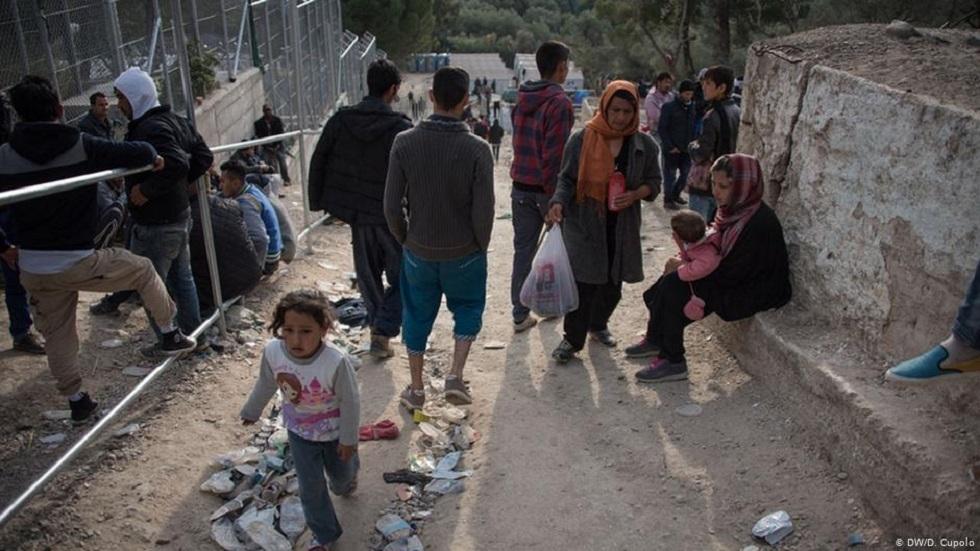 تركيا تغرق أوروبا بالمهاجرين من أراضيها