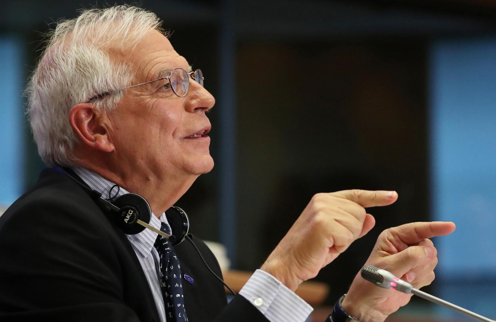 الاتحاد الأوروبي يحذر من خطر الانزلاق إلى مواجهة دولية مفتوحة في إدلب!