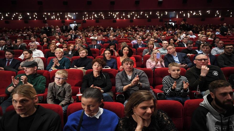 روسيا تتصدر السوق الأوروبية لعرض الأفلام السينمائية