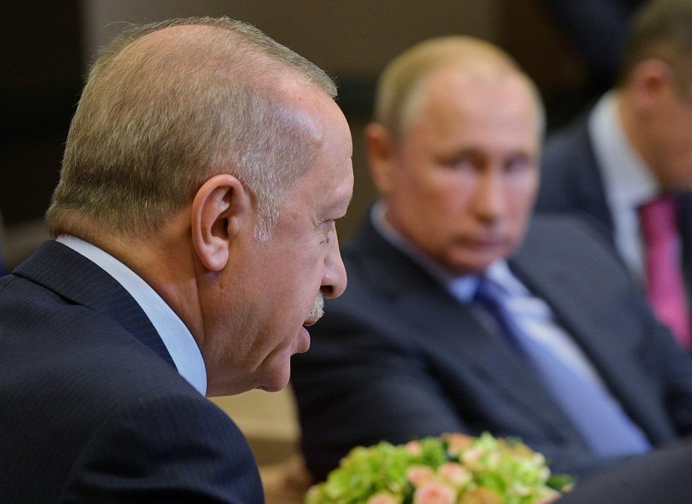 لافروف: كان هناك اتصال هاتفي اليوم بين الرئيسين بوتين وأردوغان بعد طلب من أنقرة