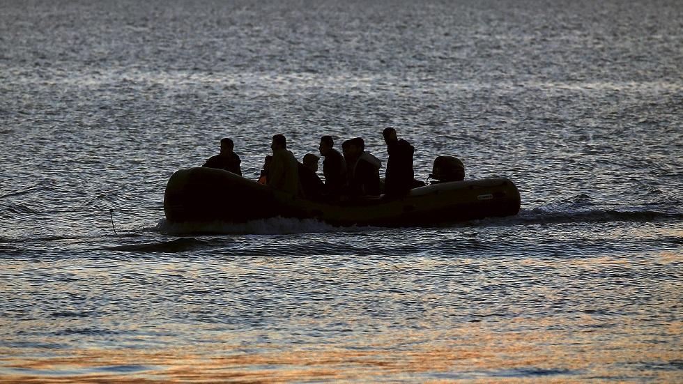 قوارب المهاجرين غير النظاميين في البحر المتوسط - أرشيف