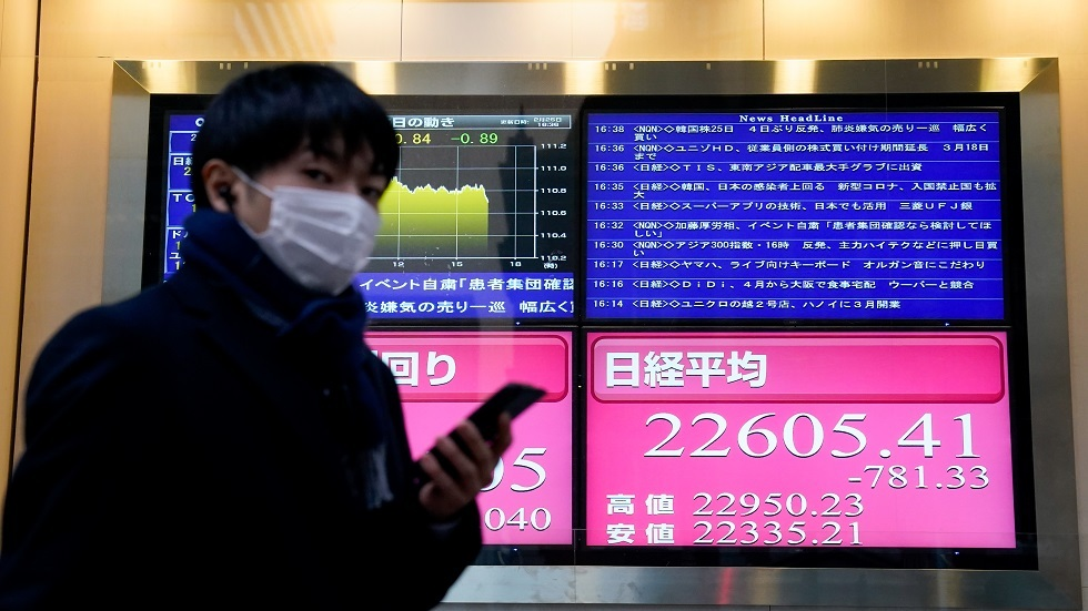 هل يوقف فيروس كورونا الاقتصاد العالمي؟