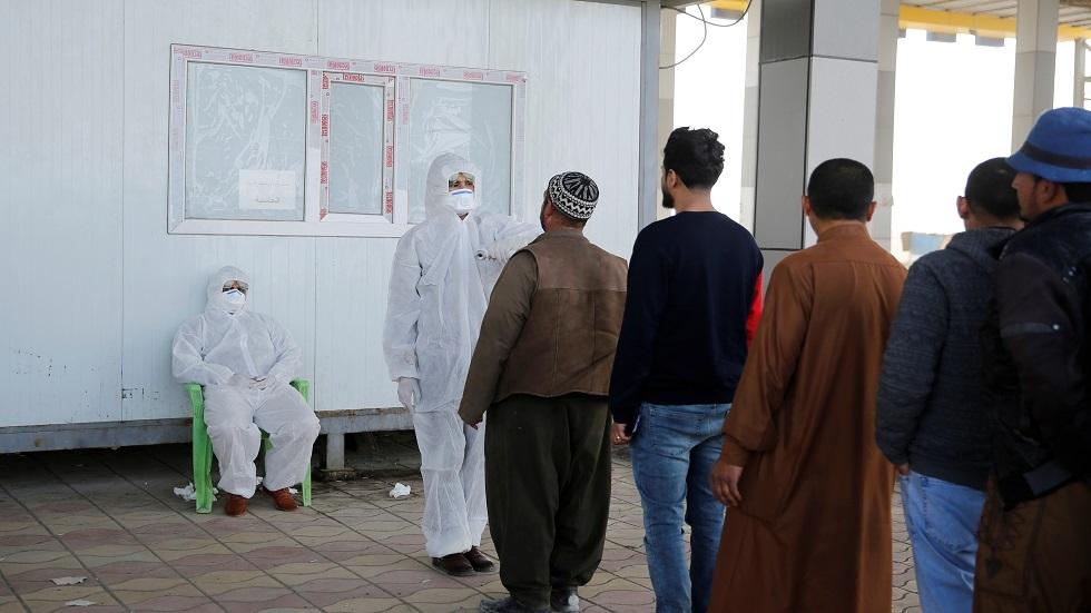 كورونا.. بغداد تسجل إصابة ثانية لدى امرأة عائدة من إيران