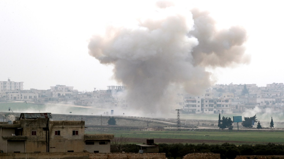 الدفاع التركية: مقتل جندي وإصابة اثنين بقصف في إدلب السورية وقواتنا ترد