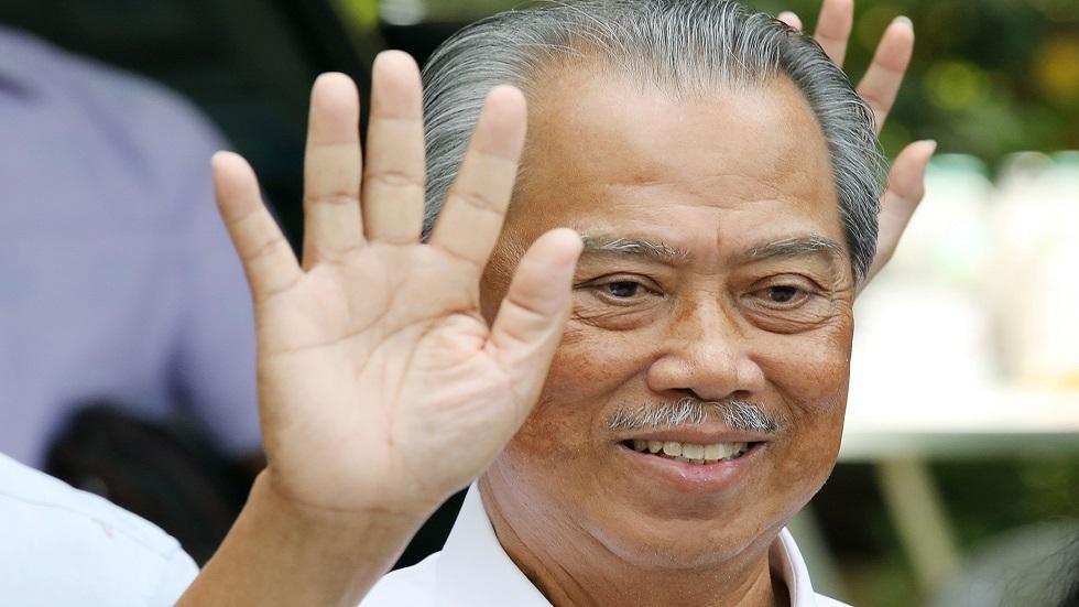 محيي الدين ياسين، رئيس وزراء ماليزيا