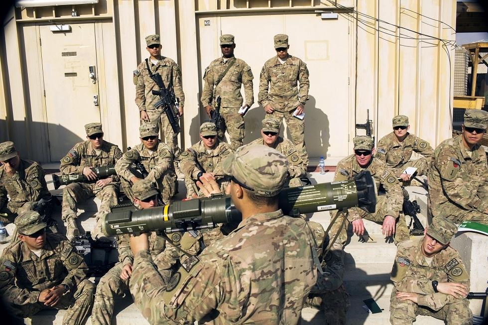 جنود أمريكيون في أفغانستان -أفغانستان-