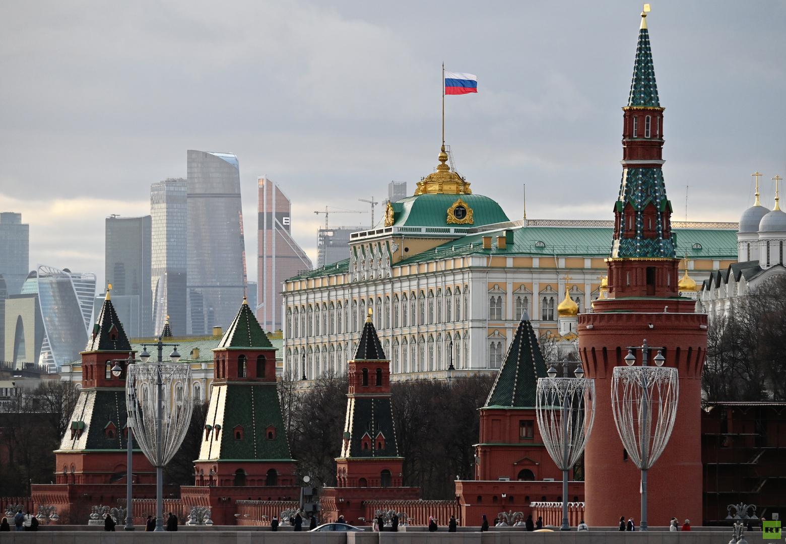قصر الكرملين الكبير - تحفة موسكو المعمارية