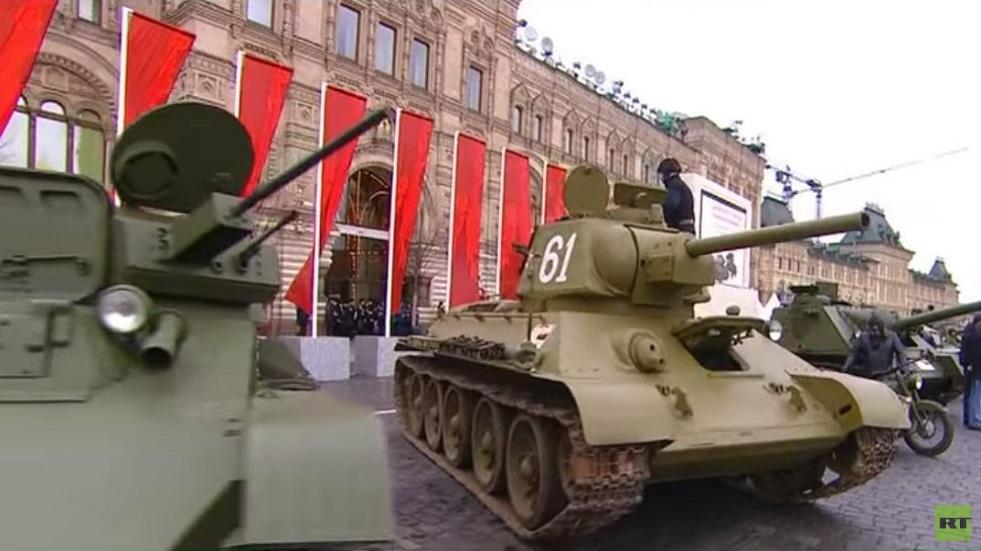 أوكرانيا لن تحتفل بالنصر على النازية في مايو المقبل