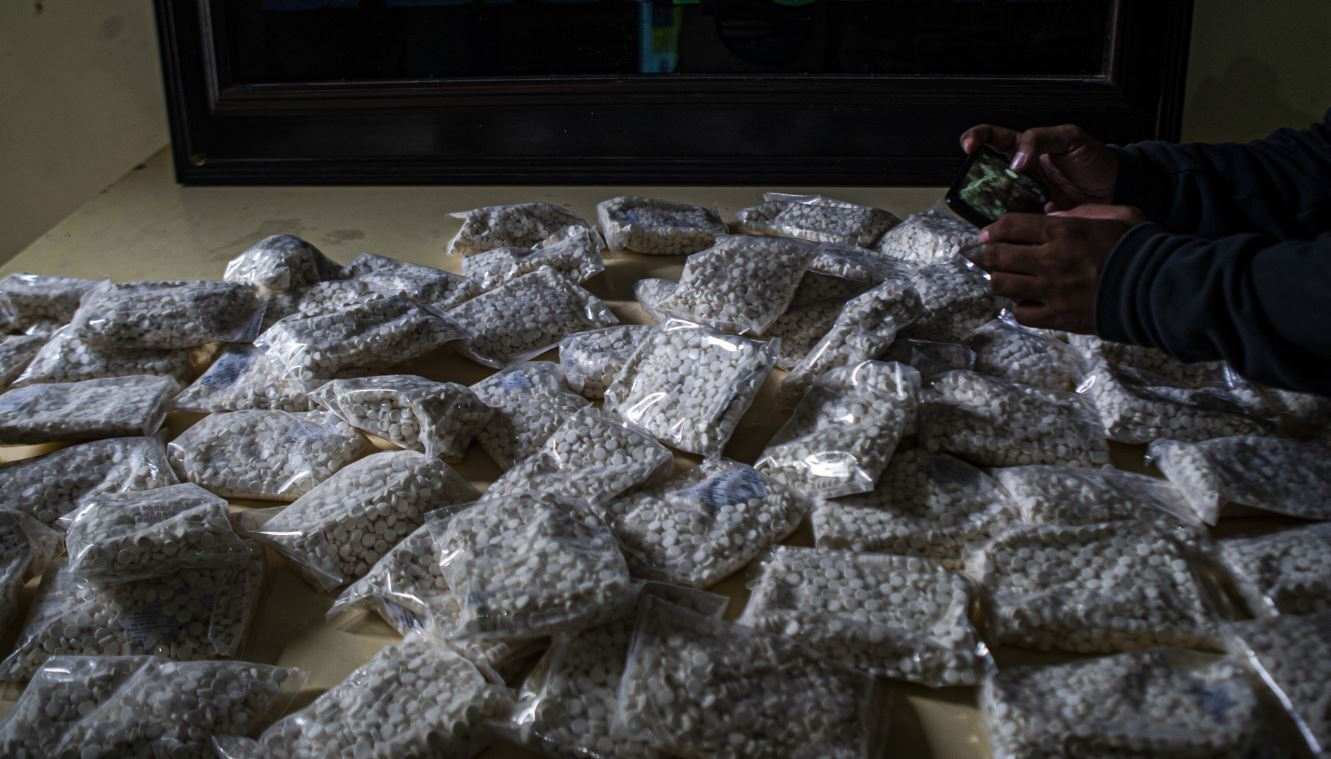 شرطة دبي تسجل ارتفاعا ملحوظا في جرائم المخدرات وكمياتها المضبوطة في 2019