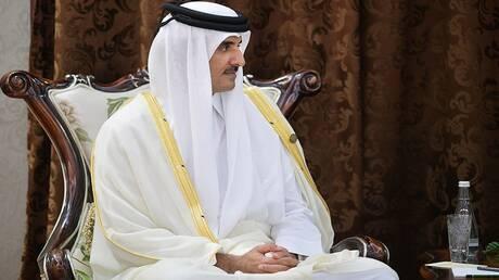 سكرتير مجلس الأمن الروسي: بوتين يأمل في لقاء أمير قطر في بطرسبورغ قريبا