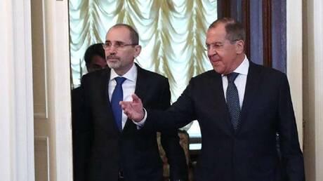 لافروف يبحث غدا مع نظيره الأردني الوضع في سوريا وليبيا