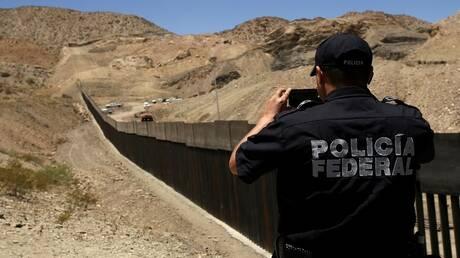 طريقة جديدة للمهربين للتغلب على جدار ترامب على حدود  المكسيك