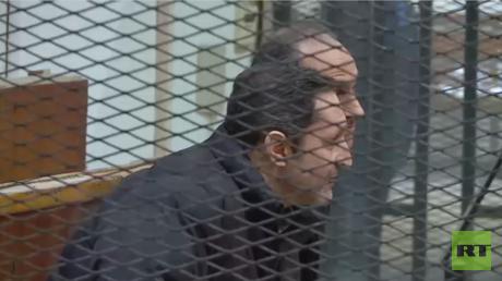 البراءة لنجلي مبارك في قضية التلاعب بالبورصة