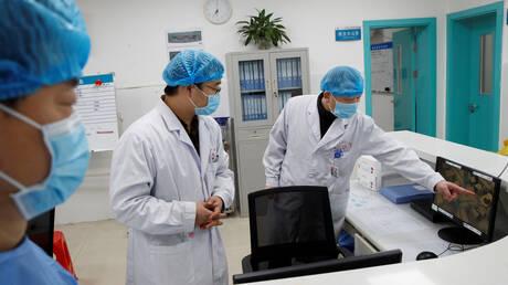"""تراجع عدد الوفيات جراء """"كورونا"""" في الصين في اليومين الأخيرين"""