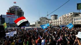 العراق.. إحصائية جديدة بشأن قتلى ومختطفي ومعتقلي الاحتجاجات