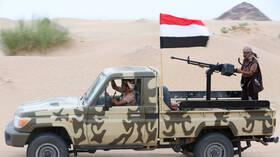 الجيش اليمني يعلن إسقاط طائرة مسيرة