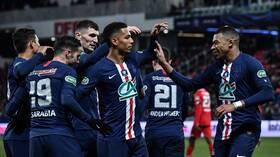 سان جيرمان يعبر لنصف نهائي كأس فرنسا بسداسية في شباك ديجون (فيديو)