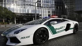 شرطة الإمارات تطلق أول دورية سيّارة بتقنية 5G