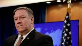 بومبيو: واشنطن قلقة للغاية من أن تكون إيران قد أخفت تفاصيل حيوية بشأن