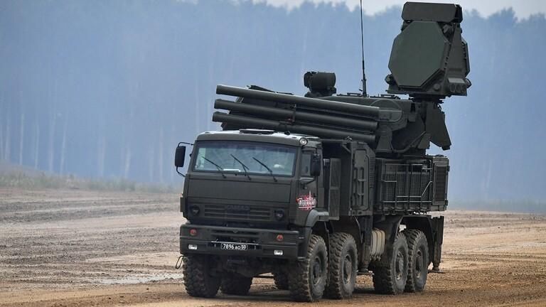 """الدفاع الروسية تنفي صحة تصريحات أردوغان حول تدمير 8 منظومات """"بانتسير"""" في سوريا 5e67d7484236045a1d0fa99e"""