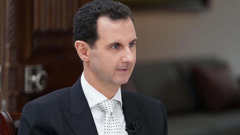 أصدر الرئيس السوري بشار الأسد مرسوما بمنح عفو عام عن الجرائم