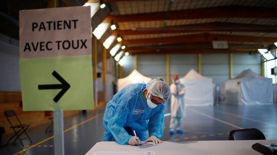 فرنسا تعلن تسجيل 365 وفاة جديدة بفيروس كورونا ليرتفع إجمالي ضحاياه إلى 1696