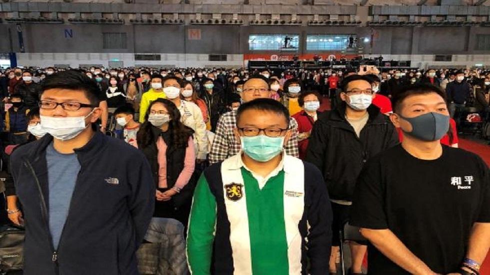 تايوان تتهم الصين بشن