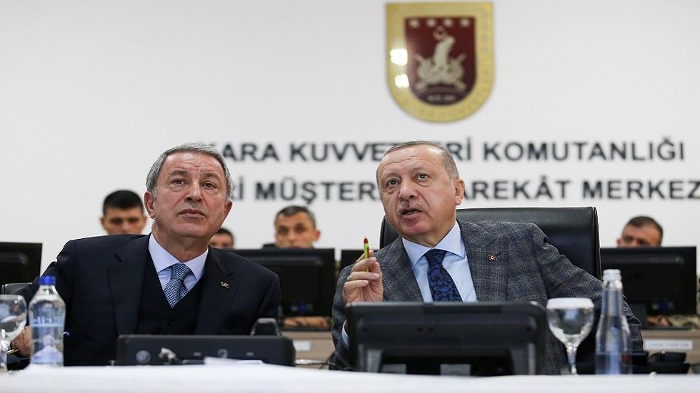 صحيفة تكشف عن تفاصيل الاجتماع الأمني التركي