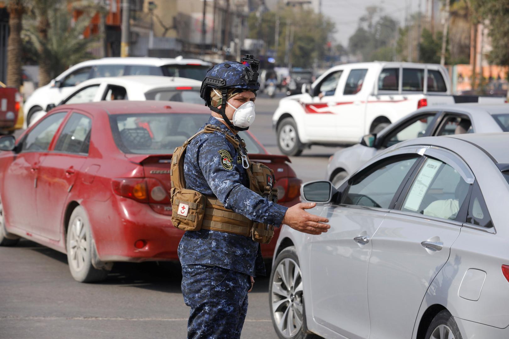 إجراءات أمنية مشددة في بغداد وإغلاق المنطقة الخضراء