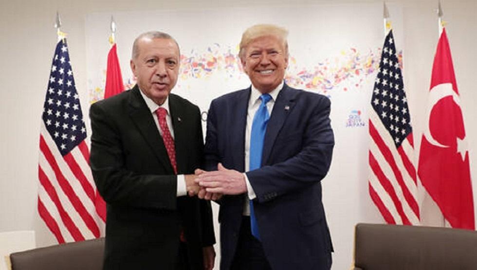 أردوغان: ترامب سألني عما إذا كان النفط موجودا في القامشلي