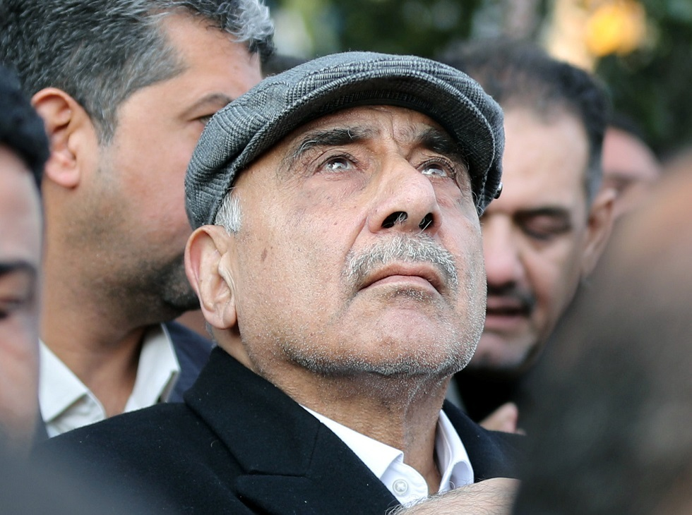 رئيس الحكومة العراقية المستقيل عادل عبد المهدي