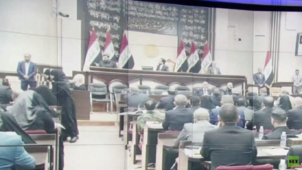 البرلمان العراقي يؤجل جلسة منح الثقة للحكومة