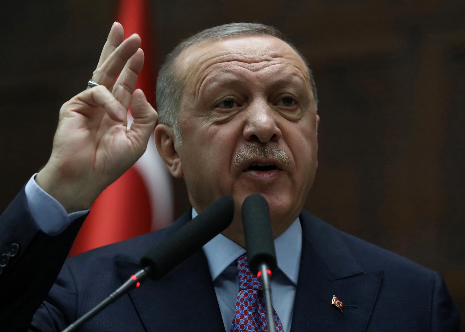 أردوغان عن اللاجئين: المسألة حُسمت والأبواب لن تغلق