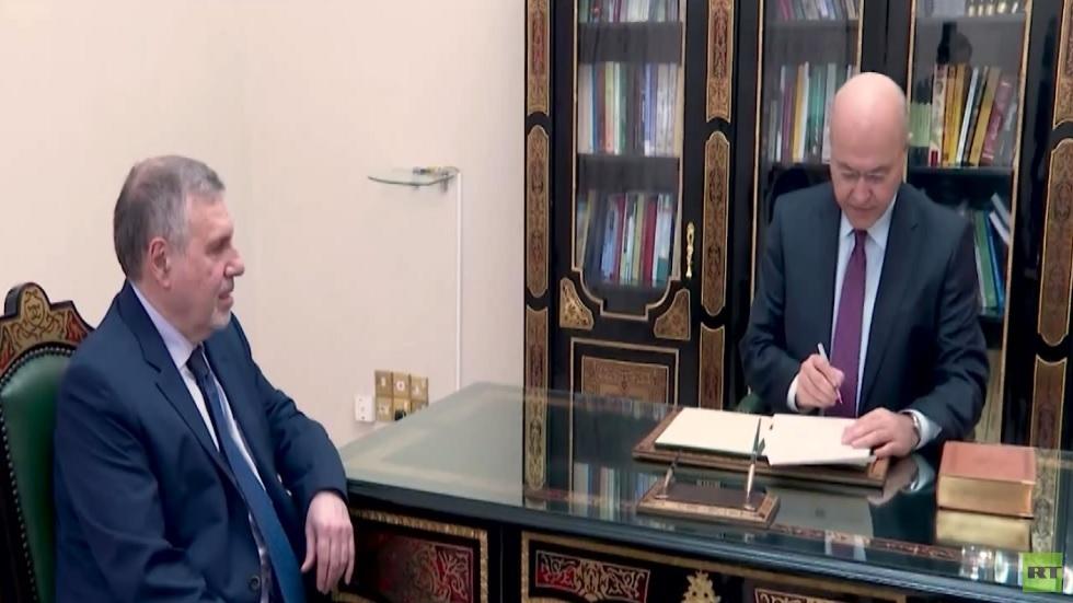 علاوي يعتذر عن تشكيل الحكومة العراقية