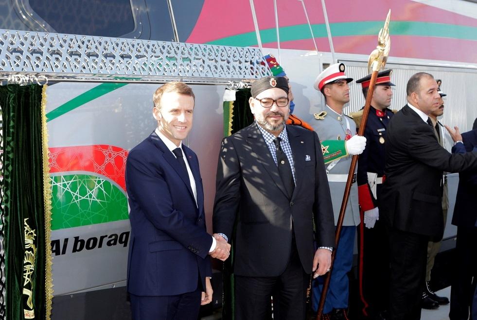 كورونا يؤجل زيارة ماكرون إلى المغرب
