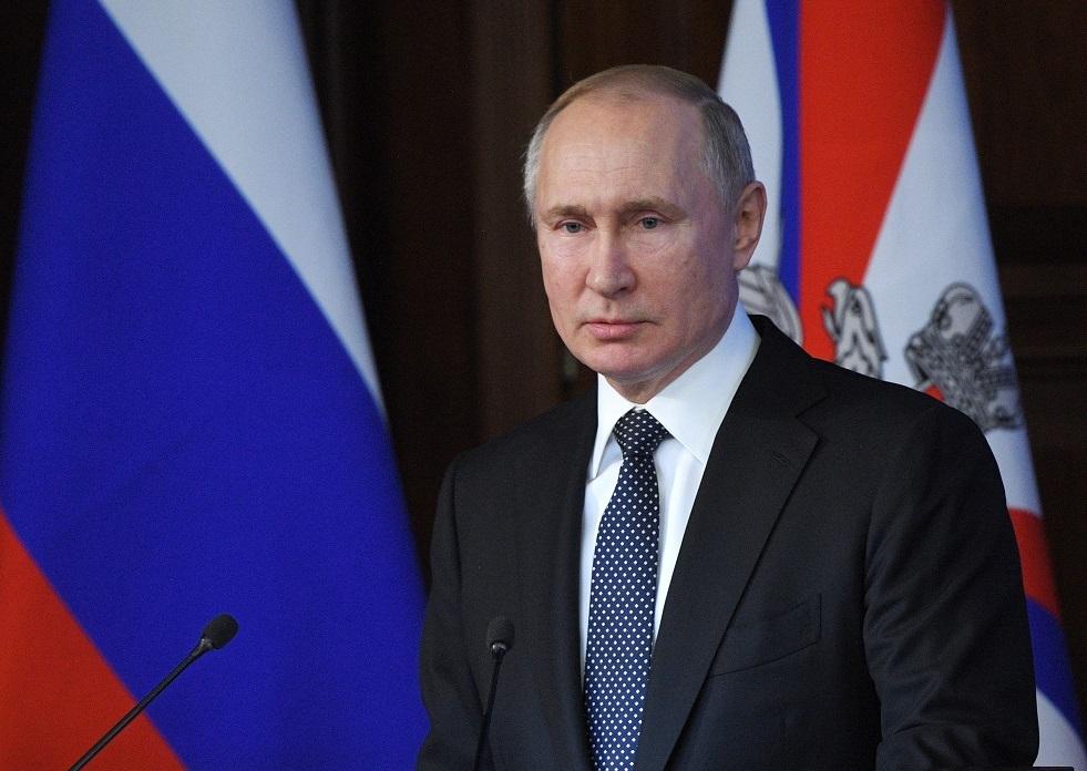 بوتين يقترح تثبيت خلافة روسيا للاتحاد السوفيتي في الدستور
