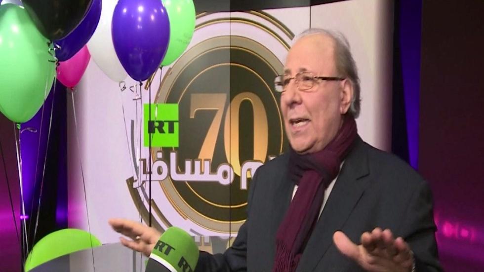 سلام مسافر 50 عاما في مهنة المتاعب