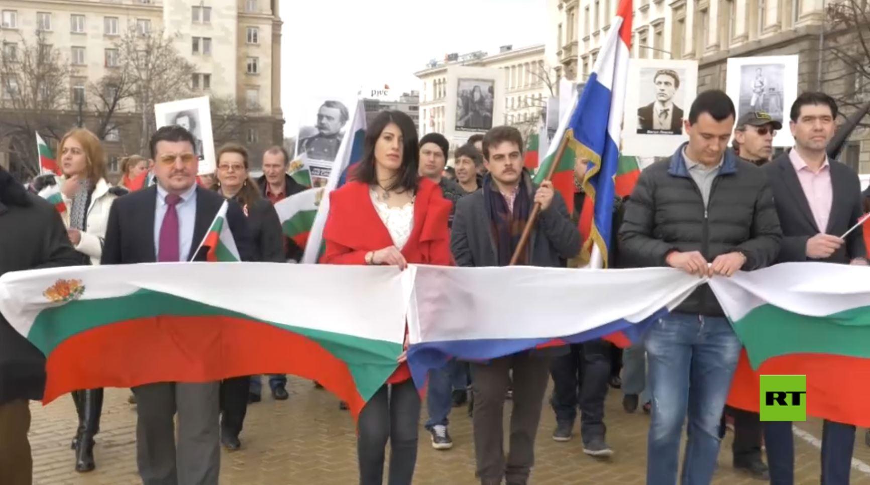 بلغاريا تحتفل بالذكرى الـ142 لتحريرها من الحكم العثماني
