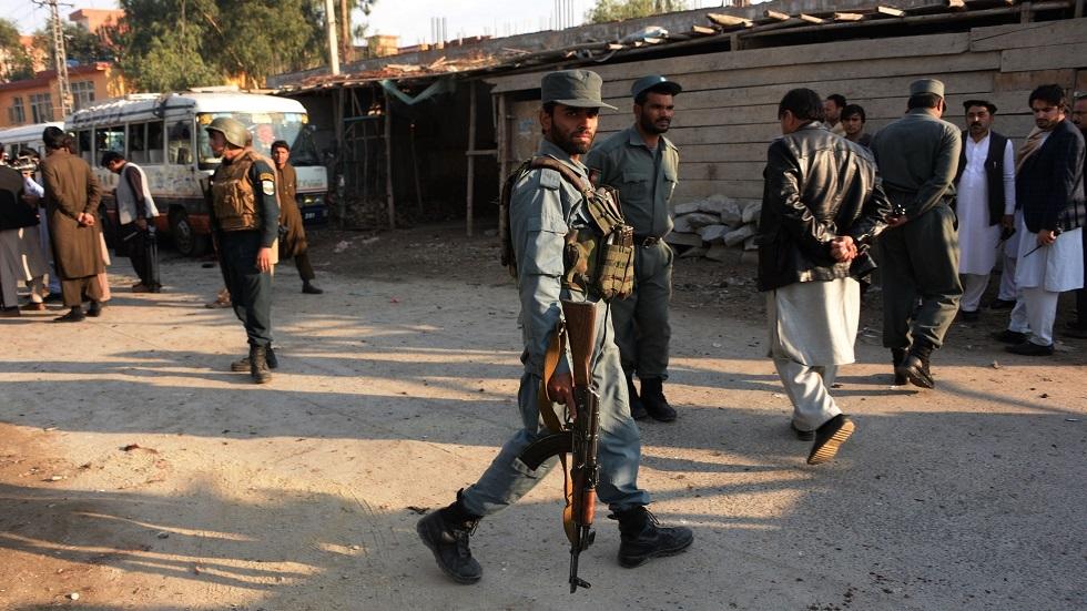 قوات الأمن الأفغاني - أرشيف