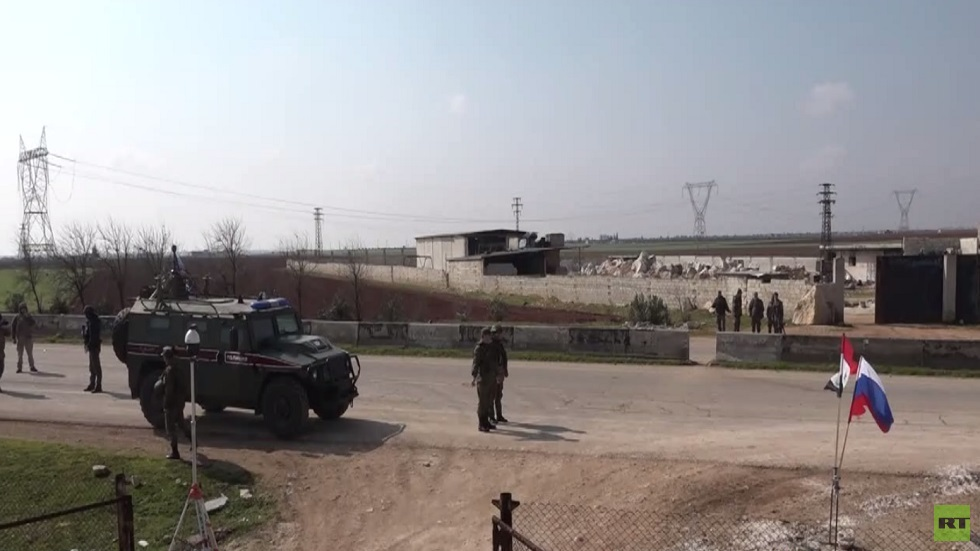 الجيش السوري يعيد تأمين الطريق الدولي إم 5