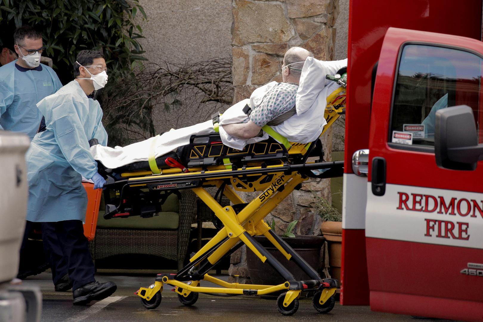 الولايات المتحدة: ارتفاع عدد المصابين بكورونا إلى 27 توفي منهم 9 أشخاص