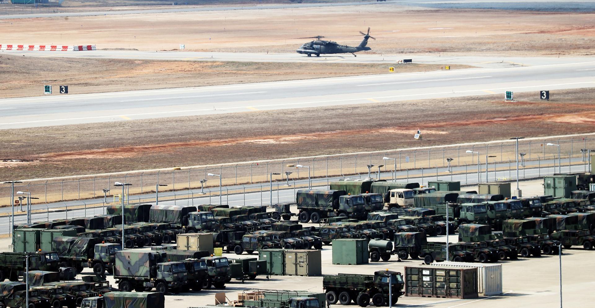قواعد الولايات المتحدة العسكرية في الخارج: نقاط الضعف