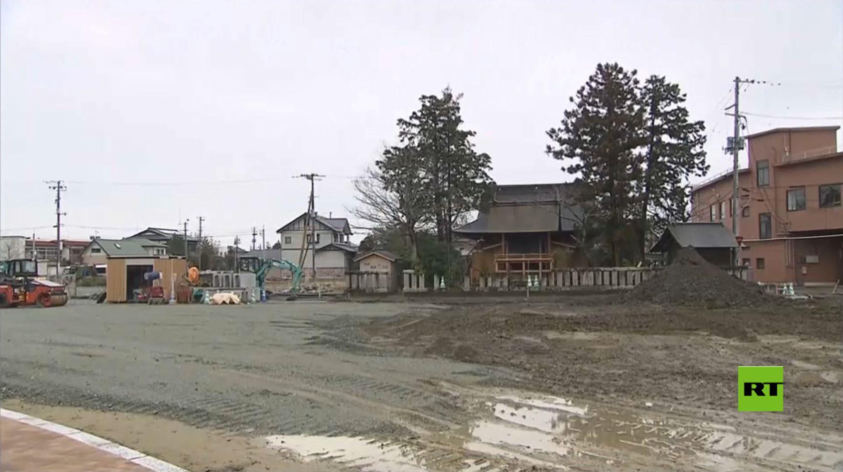 إعادة فتح آخر بلدة يابانية أغلقت بسبب كارثة فوكوشيما النووية