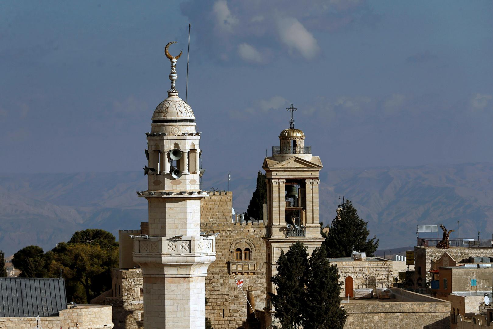 إعلان حالة الطوارئ في فلسطين بعد تفشي كورونا وكنيسة المهد تعلن إغلاق أبوابها