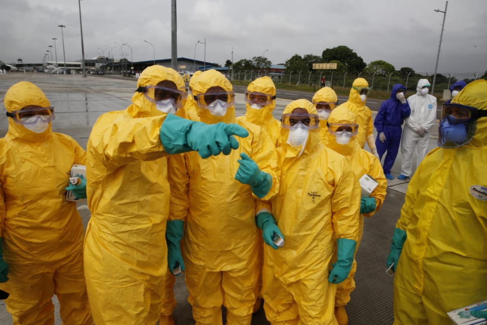 مصر تعلن اكتشاف أول حالة إصابة لمواطن مصري بفيروس كورونا