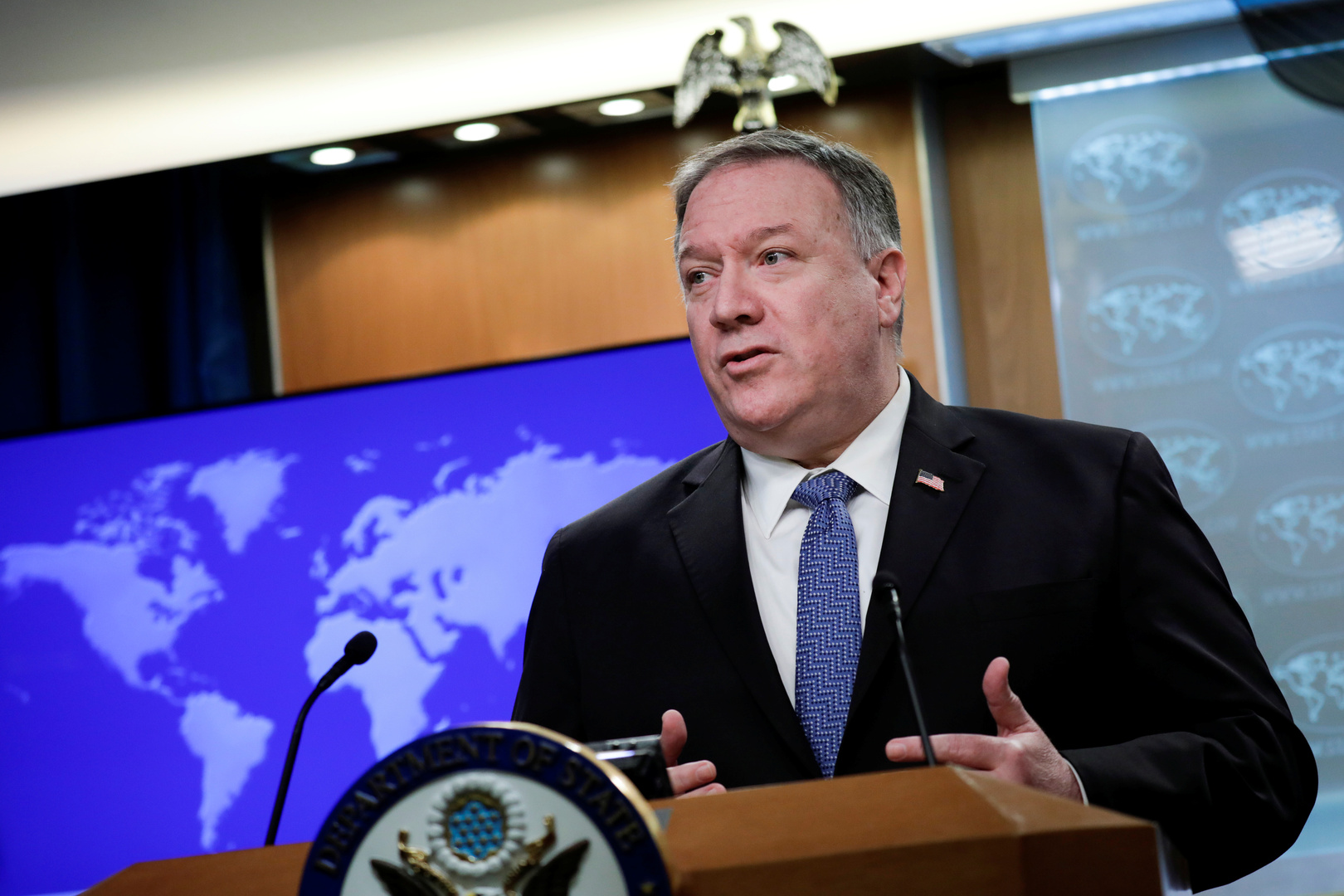 الولايات المتحدة: لدى تركيا حق كامل في حماية مصالحها بسوريا في ظل تصرفات الأسد