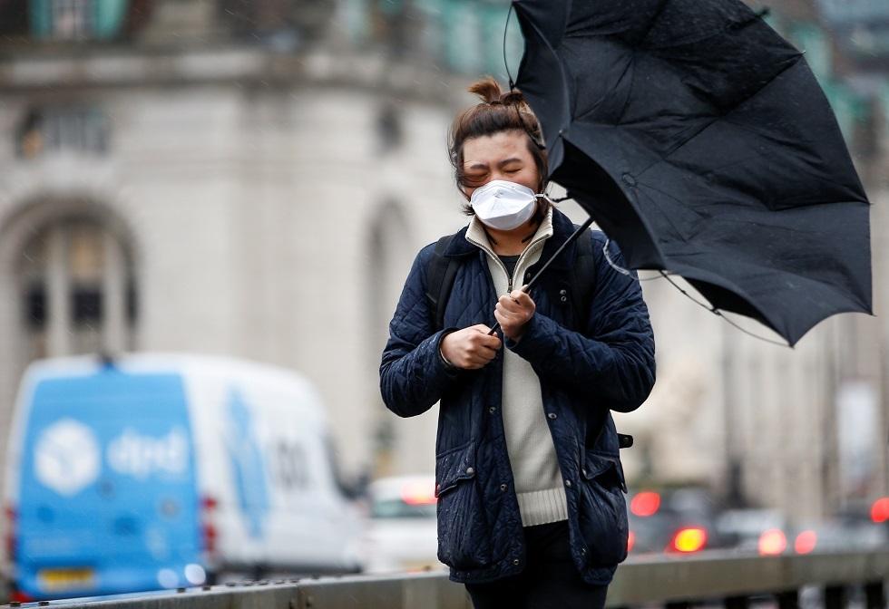 تسجيل أول حالة وفاة بفيروس كورونا في بريطانيا