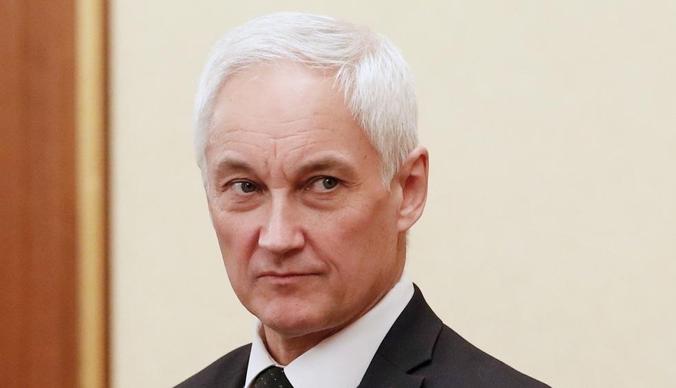 النائب الأول لرئيس الوزراء الروسي، رئيس اللجنة التنظيمية لمنتدى بطرسبورغ الاقتصادي الدولي – 2020، أندريه بيلووسوف