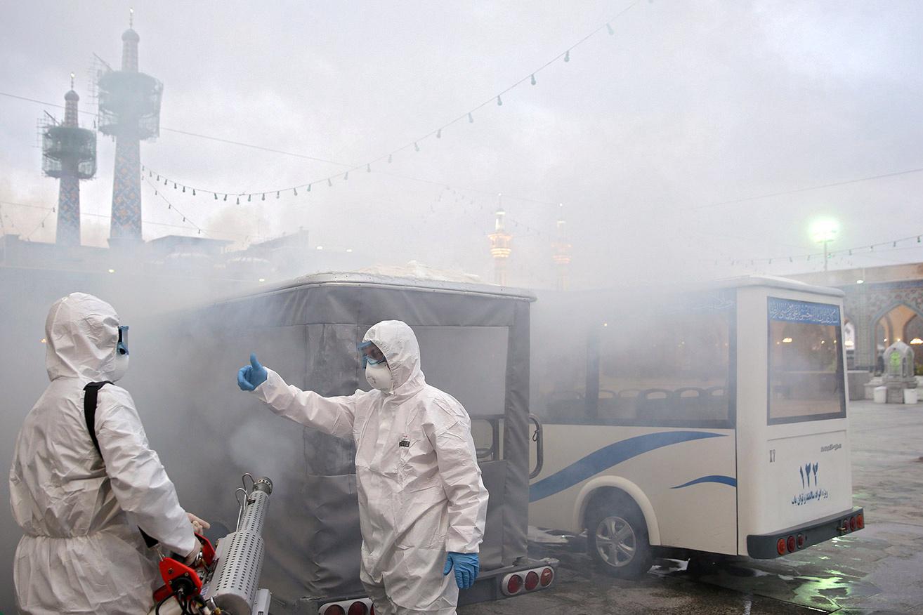 الصحة العالمية: وفاة 84 شخصا بفيروس